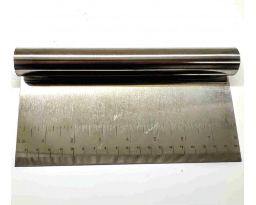 Шпатель кондитерской Ytech 20 см из нержавеющей стали