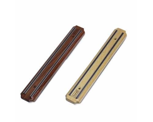 Держатель для ножей магнитный подвесной 34x4,5x1,5 см Kamille 1053-1054