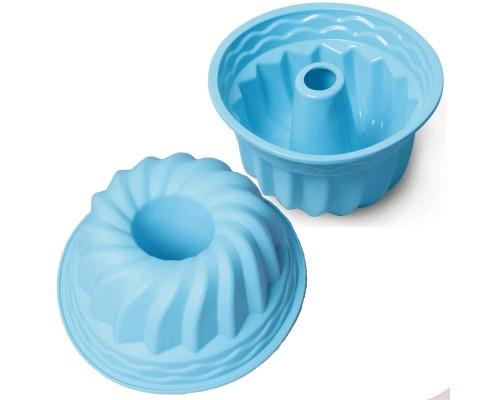 Форма силиконовая для выпечки кекса d-23 х 10 см Kamille КМ-7723 PM