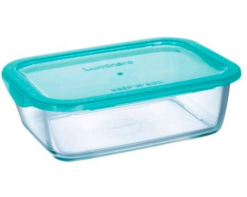 Емкость прямоугольная для еды 1220 мл Luminarc Keep`n Box Lagoon 5517P LUM