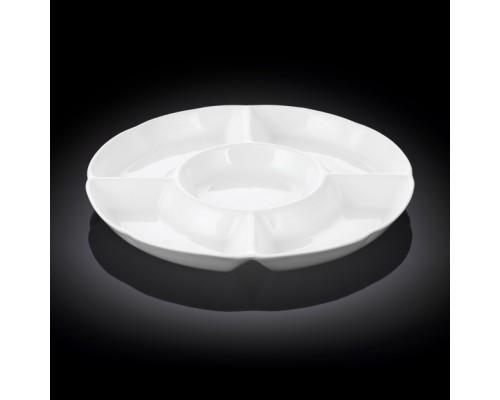 Менажница круглая Wilmax 25,5 см WL-992019 PM