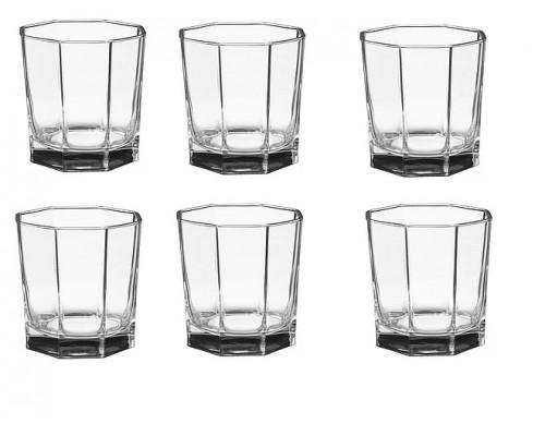 Набор стаканов 6 шт Luminarc Octime 300 мл низкие 9810 LUM SP PM