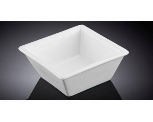 Салатник WILMAX квадрат для закусок 11 х 11 х 4,5 см 992387 WIL PM