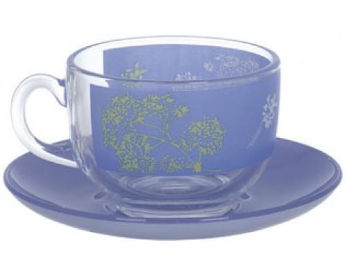 Сервиз чайный Luminarc EVOLUTION PURPLE 220 мл 12 предметов 6877P LUM PM