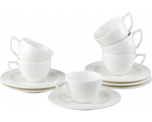Сервиз чайный WILMAX Julia Vysotskaya  12 предметов Color 880105/6 WL PM