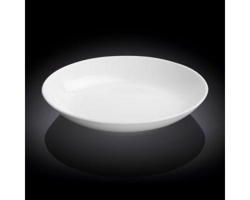 Тарелка Wilmax глубокая круглая 25,5 см 991118 / A WL