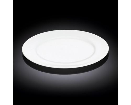 Тарелка WILMAX обеденная круглая 25,5 см 991008 WL