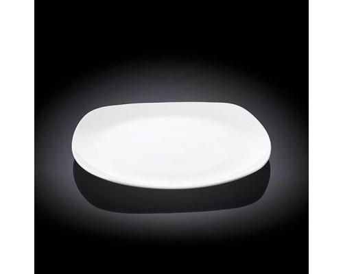 Тарелка WILMAX пирожковая квадратная 16,5 см 991000 WL PM