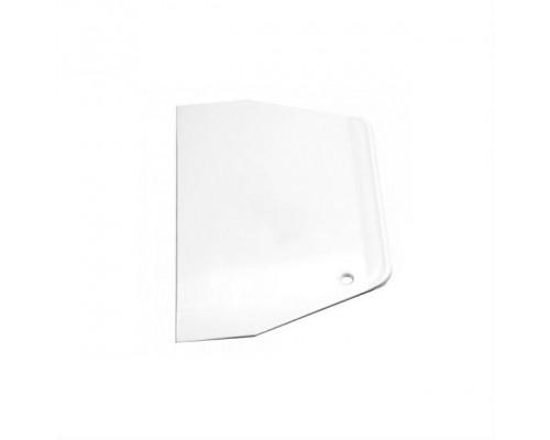 Шпатель кондитерский пластиковый 13 x 9,5 см SnS PM