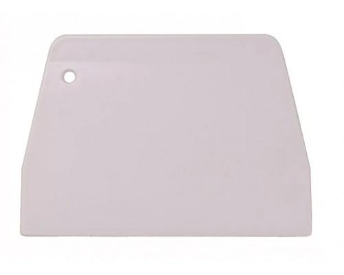 Шпатель кондитерский пластиковый 13.5 x 9.5 см SnS PM