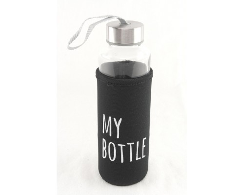Бутылка для воды и напитков My Bottle 400 мл A-PLUS 400МВ PM