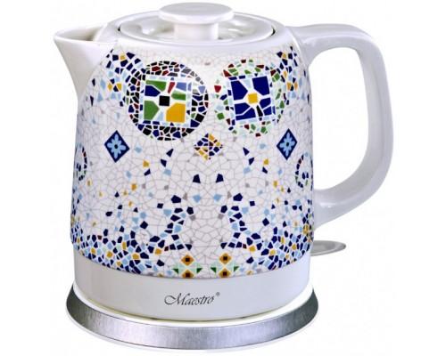 Чайник электрический Maestro керамический 1,5 литра (MR-068)
