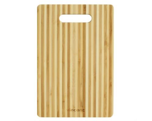 Доска кухонная Vincent прямоугольная бамбук 28 х 18 х 0,8 см 2101-28 VC PM