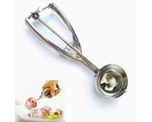 Ложка для мороженого 22.5 х 5 х 3 см нержавеющая сталь Stenson R83506 PM