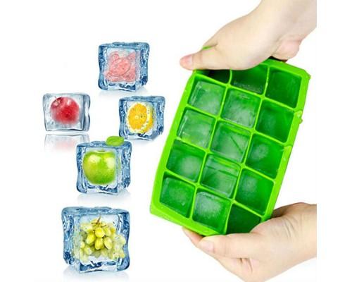 Силиконовая форма для льда и шоколада 19 × 12 × 3.6 см 1179 PM