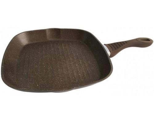 Сковорода-Гриль Chocolate Line 28 х 28 см Lessner 88365 PM