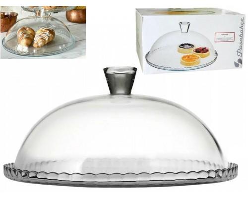 Блюдо со стеклянной крышкой-колпаком d-32 см Patisserie Pasabahce PS 95198 PM