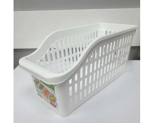 Лоток в холодильник 290 x 100 x 140 мм низкий Dunya Plastik 07402