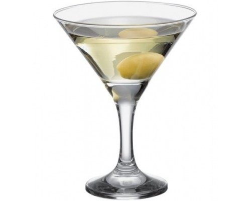 Набор бокалов для мартини 6 шт 190 мл Pasabahce Bistro 44410 PAS PM