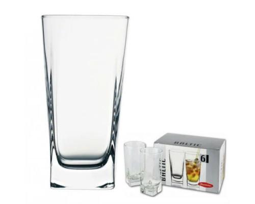 Набор стаканов BALTIK 290 мл 6 шт Pasabahce 41300-PAS PM