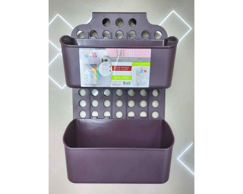 Навесной органайзер на дверку кухни/ванной Бордо Dunya 09167 PM