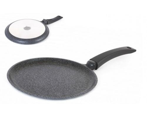 Сковорода для блинов БИОЛ Granite Gray 24 см SoftTouch 24084М PM