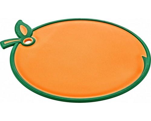 Доска разделочная Апельсин 27,5 х 32,5 см пластиковая Irak Plastik DC-720