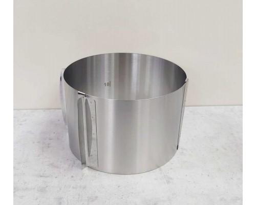 Форма-кольцо кондитерское разъемное h-12 см от 16 см до 30 см Ytech PM
