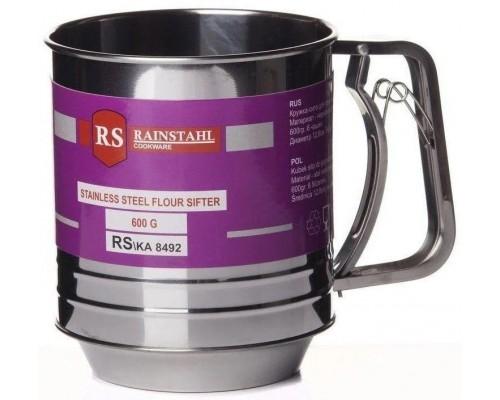 Кружка-сито 600 мл для просеивания муки RAINSTAHL RS-8492 PM