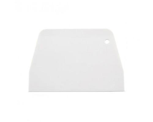 Шпатель кондитерский пластиковый 15 x 10.5 см SnS PM