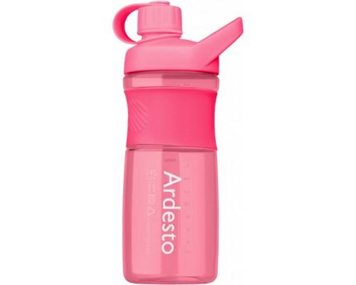 Бутылка для воды 800 мл тритан розовая Ardesto AR2203TR PM
