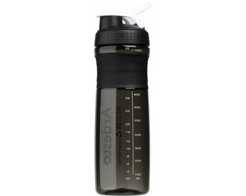Бутылка для воды Smart Bottle 1000 мл тритан черная Ardesto AR2204TB PM