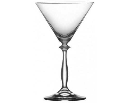 Набор бокалов 6 шт Bohemia Angela 285 мл для мартини  (40600 285 BOH) PM