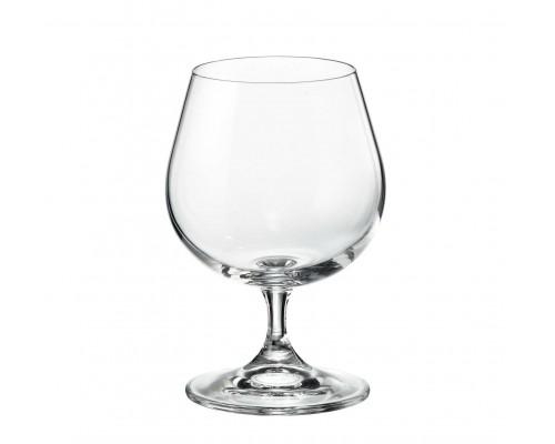 Набор бокалов Bohemia Sylvia (Klara) 400 мл для коньяка 6 шт (4S415 400 BOH) PM