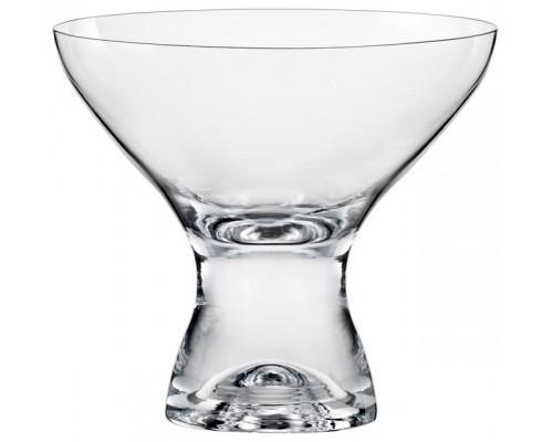 Набор бокалов для мартини Bohemia Samba 330 мл 6 шт Crystalex 40427 330 BOH PM