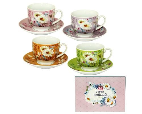 Сервиз чайный S&T 1463-4 12 предметов
