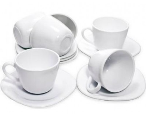 Сервиз чайный Bormioli Rocco 498950SN Parma объем 220 мл.