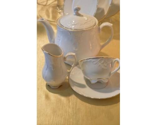 Сервиз чайный Cmielow 501503ЕВ23604 Rococo.
