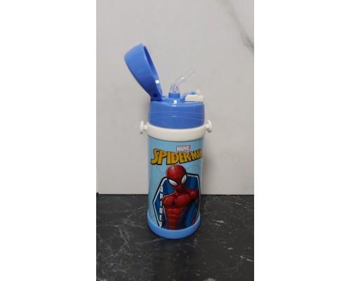 Термос детский 350 мл из нержавеющей стали Человек-паук A-PLUS 1988-4 PM