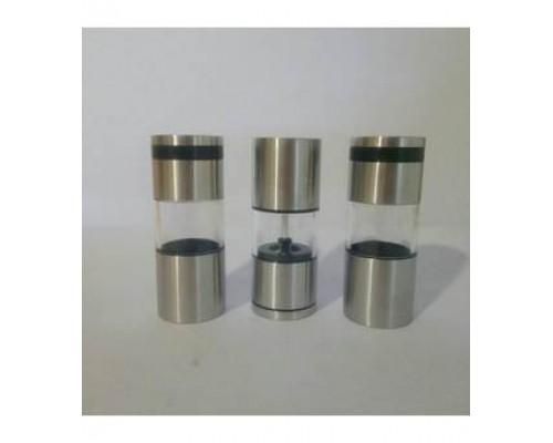 Набор емкостей для специй Kamille 7027 с магнитами, 3шт.