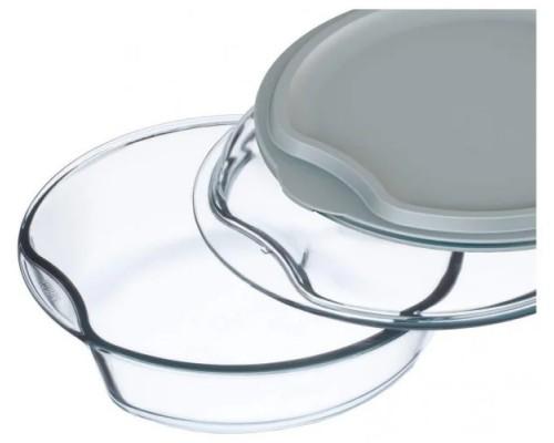 Кастрюля 2,5 литра с пластиковой и стеклянной крышкой Simax Exclusive s6926/6936/L
