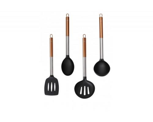 Кухонный набор Bergner 5500 из 4 предмета нейлоновый.
