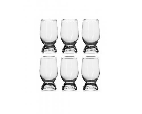Набор стаканов Pasabahce 42972 Акватик объем 225 мл.