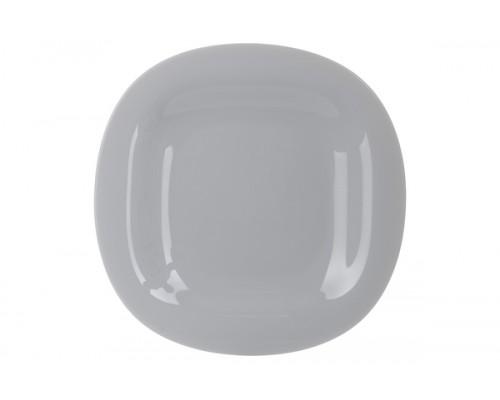 Тарелка Luminarc Carine Granit десертная квадратная 19 см 6613N LUM PM