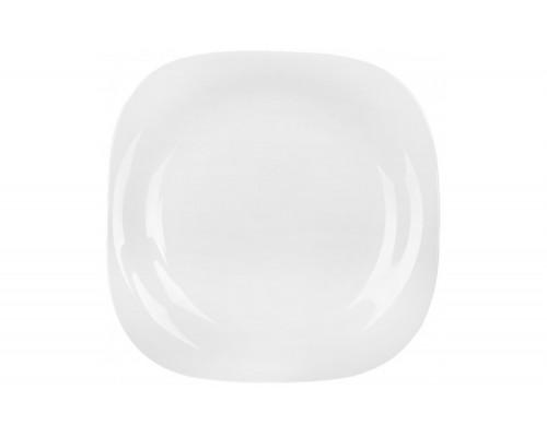 Тарелка Luminarc Carine White десертная квадратная d-19 см 4454L LUM PM