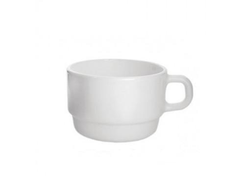 Чашка для кофе 90 мл Luminarc Empillable white 7793 LUM