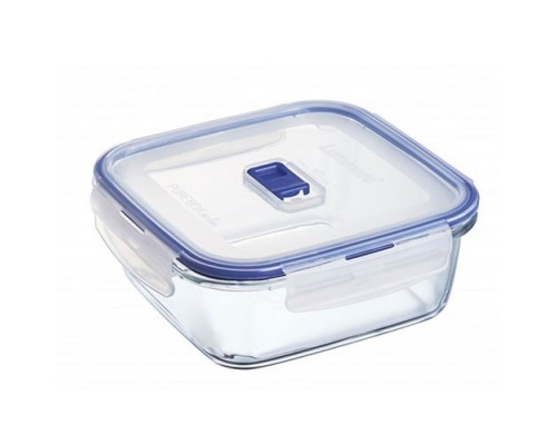 Емкость Luminarc Pure Box Active 760 мл квадратная с крышкой P3551 LUM