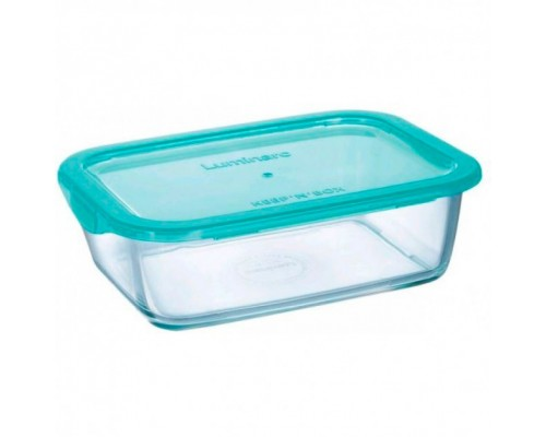 Емкость прямоугольная для еды 1220 мл Luminarc Keep`n Box Lagoon 5520P LUM