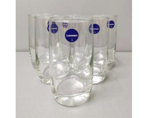 Набор стаканов 6 шт Luminarc Vigne 330 мл высокие N1321 LUM PM