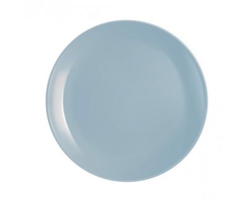 Тарелка Luminarc Diwali Light Blue десертная круглая 19 см 2612P LUM